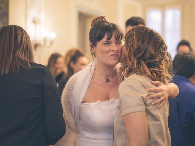 Il matrimonio di Daniele e Sara a Varese, Varese 87