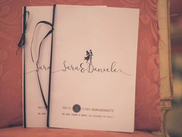 Il matrimonio di Daniele e Sara a Varese, Varese 93