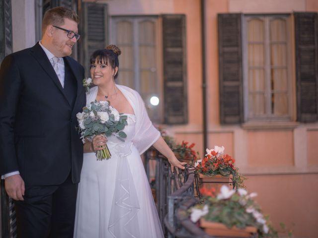 Il matrimonio di Daniele e Sara a Varese, Varese 97
