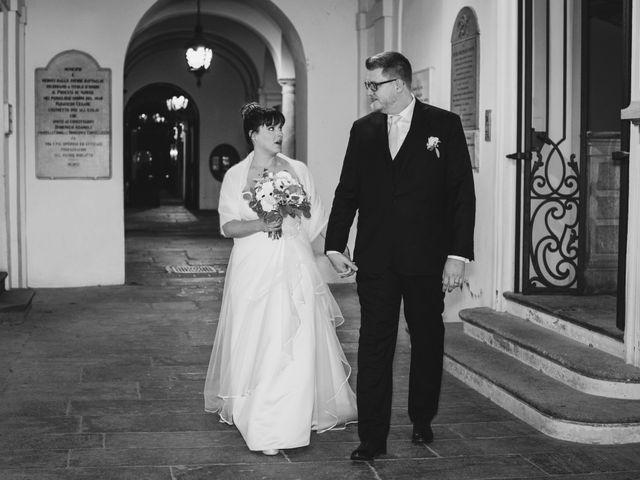 Il matrimonio di Daniele e Sara a Varese, Varese 106