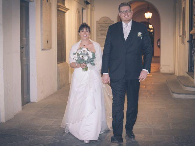 Il matrimonio di Daniele e Sara a Varese, Varese 107