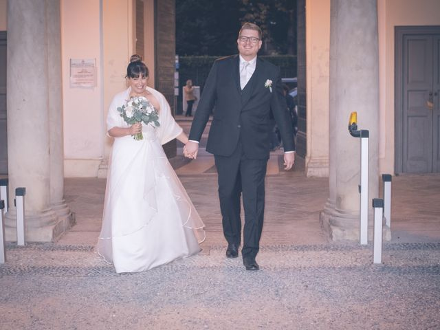 Il matrimonio di Daniele e Sara a Varese, Varese 110