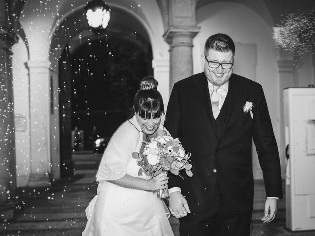 Il matrimonio di Daniele e Sara a Varese, Varese 113