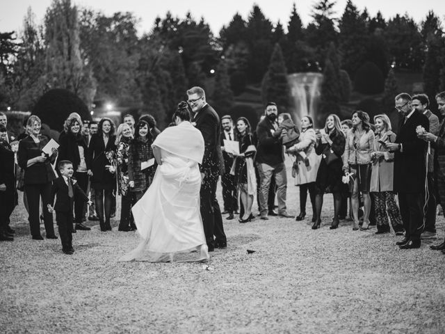 Il matrimonio di Daniele e Sara a Varese, Varese 116