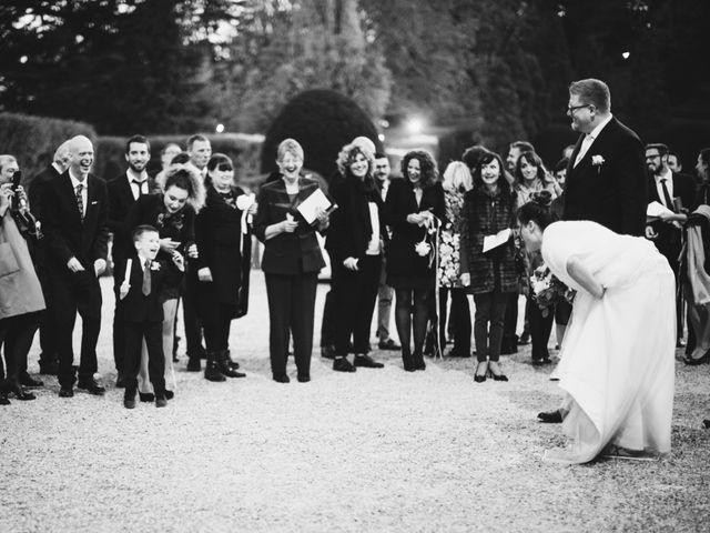 Il matrimonio di Daniele e Sara a Varese, Varese 117