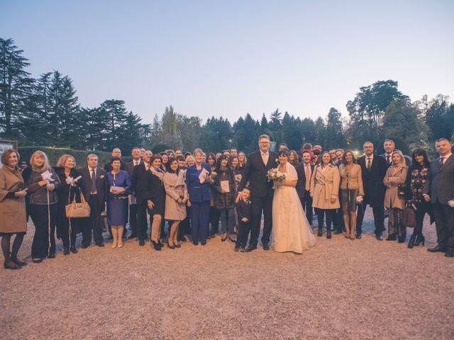 Il matrimonio di Daniele e Sara a Varese, Varese 118