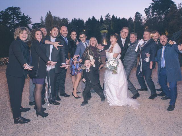 Il matrimonio di Daniele e Sara a Varese, Varese 120