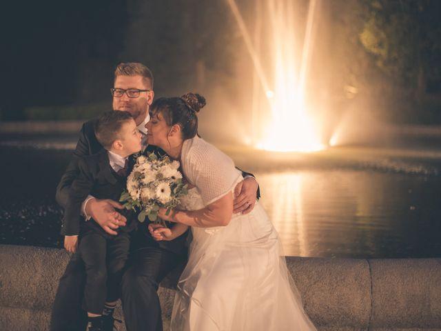 Il matrimonio di Daniele e Sara a Varese, Varese 122
