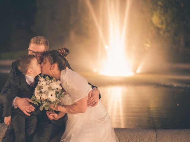 Il matrimonio di Daniele e Sara a Varese, Varese 1