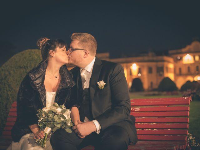 Il matrimonio di Daniele e Sara a Varese, Varese 132