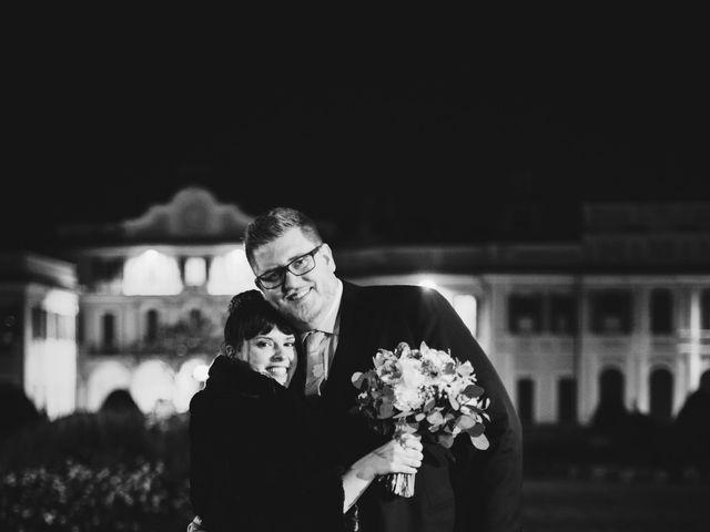 Il matrimonio di Daniele e Sara a Varese, Varese 140