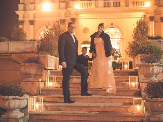 Il matrimonio di Daniele e Sara a Varese, Varese 143