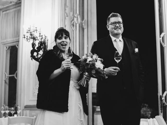 Il matrimonio di Daniele e Sara a Varese, Varese 145
