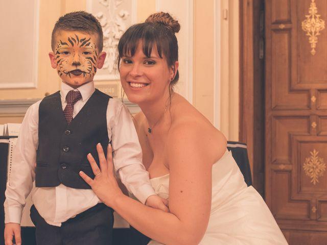 Il matrimonio di Daniele e Sara a Varese, Varese 156