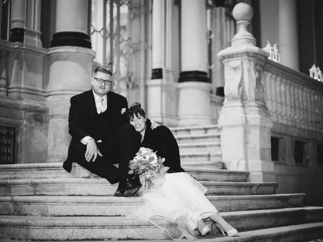 Il matrimonio di Daniele e Sara a Varese, Varese 163