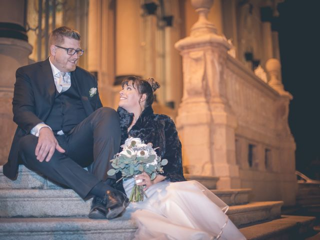 Il matrimonio di Daniele e Sara a Varese, Varese 164