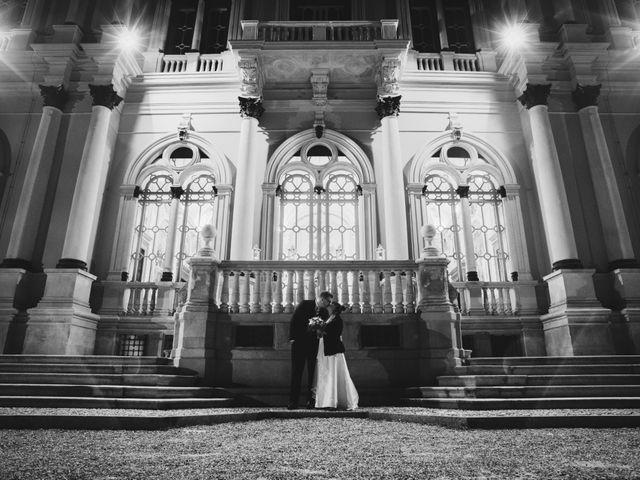 Il matrimonio di Daniele e Sara a Varese, Varese 167