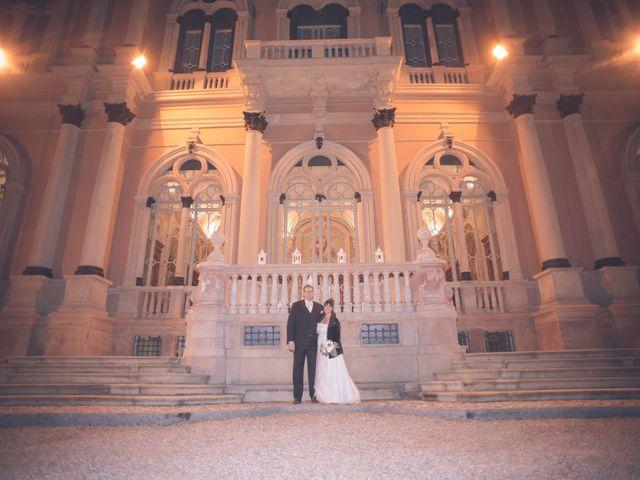 Il matrimonio di Daniele e Sara a Varese, Varese 168