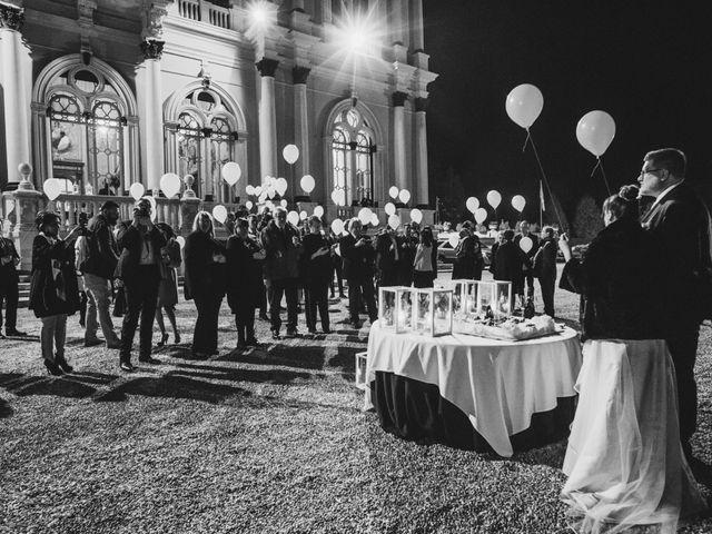 Il matrimonio di Daniele e Sara a Varese, Varese 173