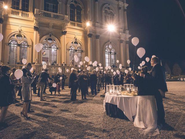 Il matrimonio di Daniele e Sara a Varese, Varese 175