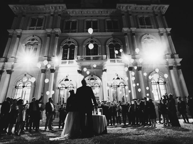 Il matrimonio di Daniele e Sara a Varese, Varese 177