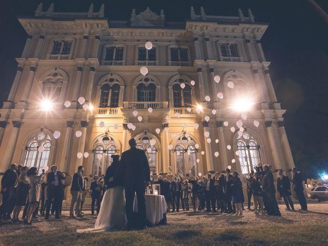 Il matrimonio di Daniele e Sara a Varese, Varese 178