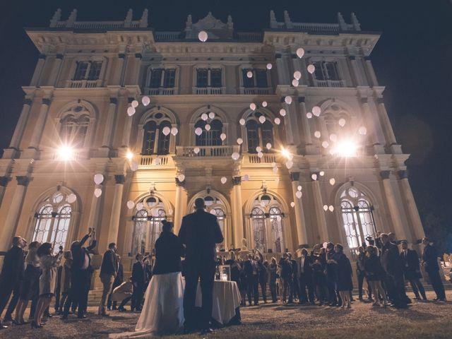 Il matrimonio di Daniele e Sara a Varese, Varese 179