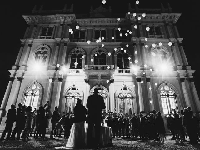 Il matrimonio di Daniele e Sara a Varese, Varese 180