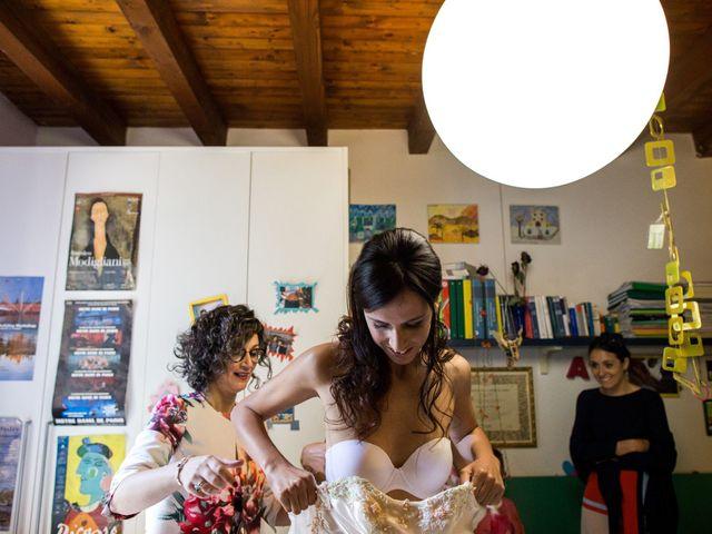 Il matrimonio di Andrea e Alessandra a Reggello, Firenze 6