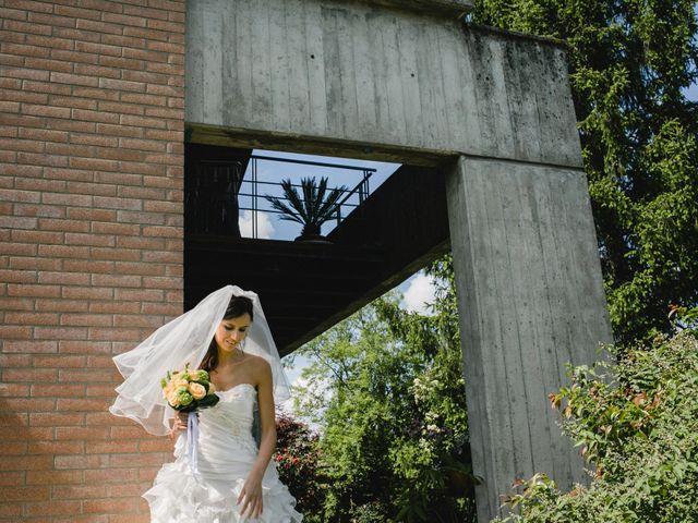Il matrimonio di Andrea e Alessandra a Reggello, Firenze 8