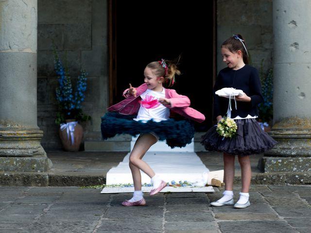 Il matrimonio di Andrea e Alessandra a Reggello, Firenze 11