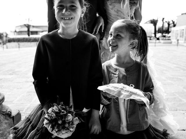 Il matrimonio di Andrea e Alessandra a Reggello, Firenze 14