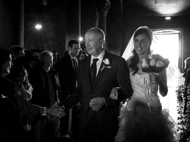 Il matrimonio di Andrea e Alessandra a Reggello, Firenze 15