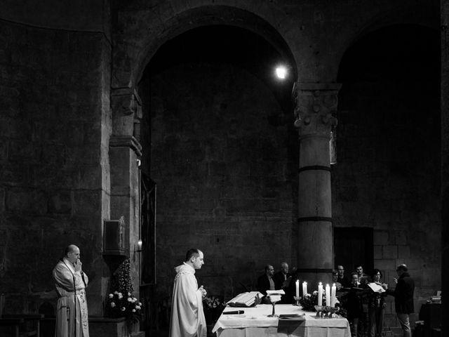 Il matrimonio di Andrea e Alessandra a Reggello, Firenze 16