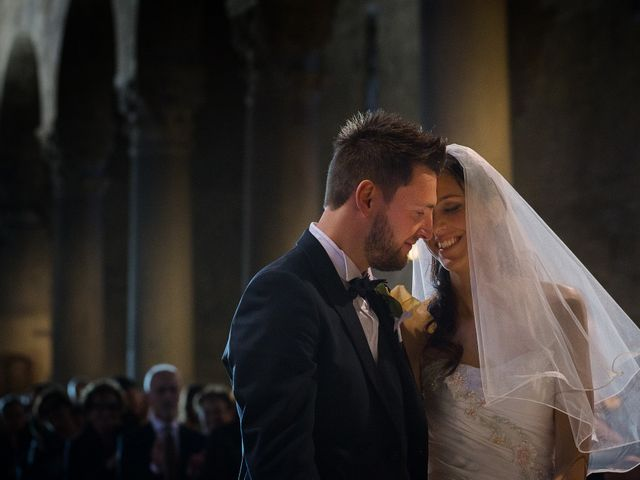 Il matrimonio di Andrea e Alessandra a Reggello, Firenze 18