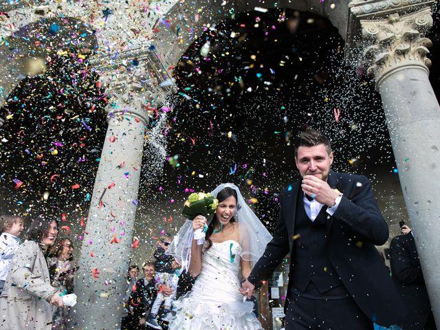 Il matrimonio di Andrea e Alessandra a Reggello, Firenze 20