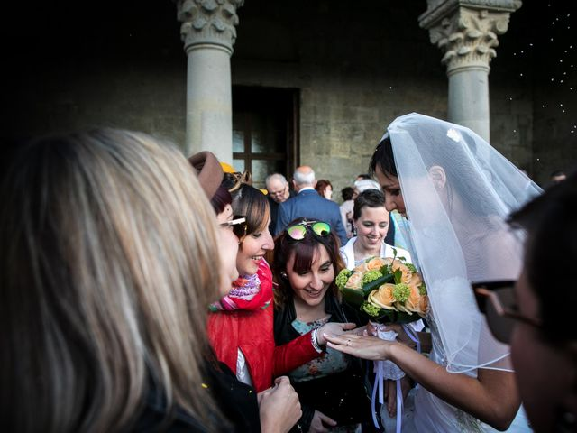 Il matrimonio di Andrea e Alessandra a Reggello, Firenze 21