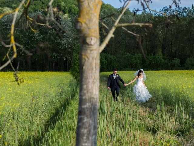 Il matrimonio di Andrea e Alessandra a Reggello, Firenze 25