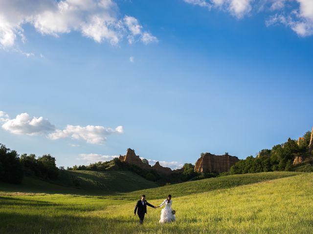 Il matrimonio di Andrea e Alessandra a Reggello, Firenze 26