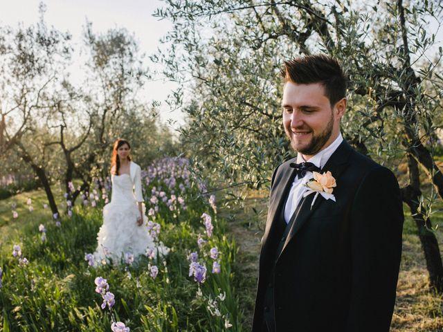 Il matrimonio di Andrea e Alessandra a Reggello, Firenze 29