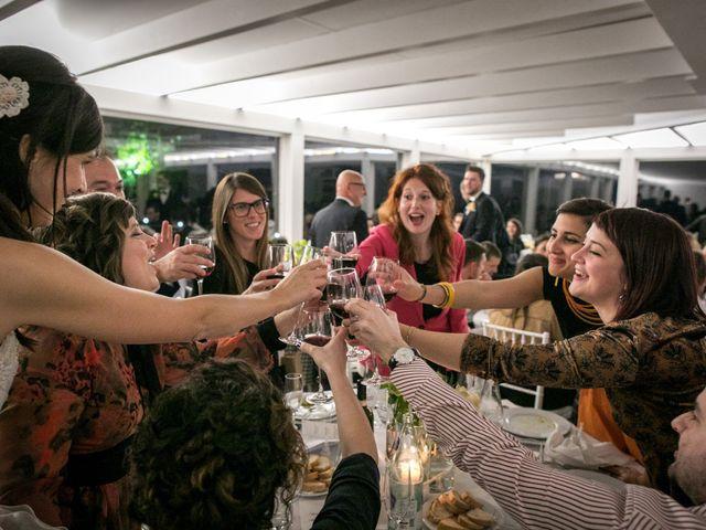 Il matrimonio di Andrea e Alessandra a Reggello, Firenze 36