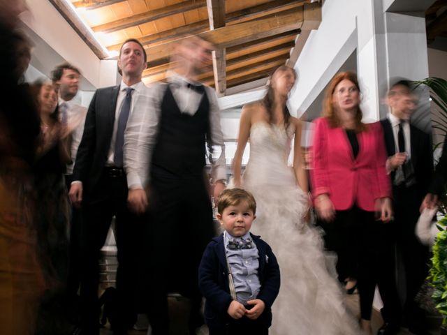 Il matrimonio di Andrea e Alessandra a Reggello, Firenze 40