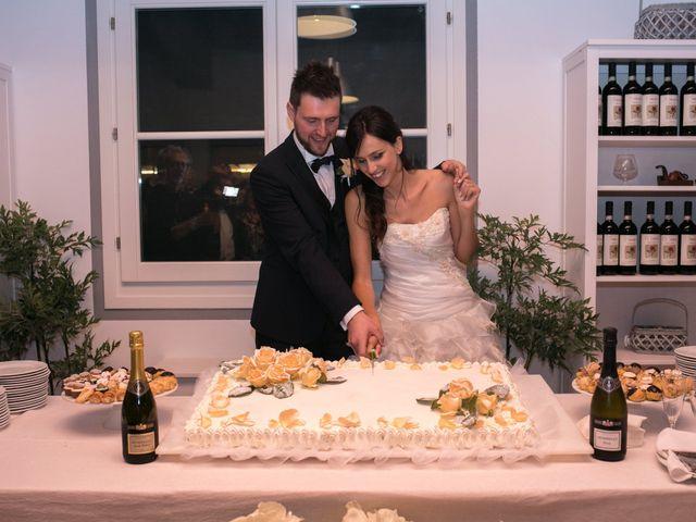 Il matrimonio di Andrea e Alessandra a Reggello, Firenze 45