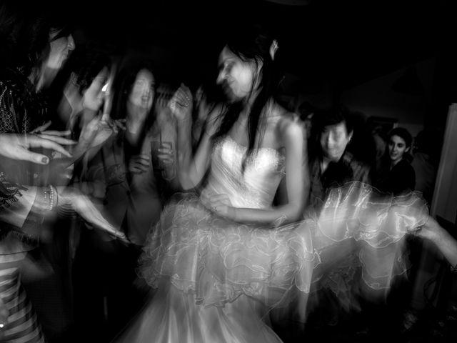 Il matrimonio di Andrea e Alessandra a Reggello, Firenze 47