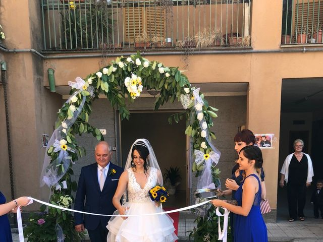 Il matrimonio di Matteo e Martina a Ronciglione, Viterbo 4