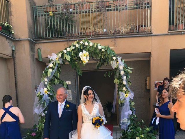 Il matrimonio di Matteo e Martina a Ronciglione, Viterbo 5
