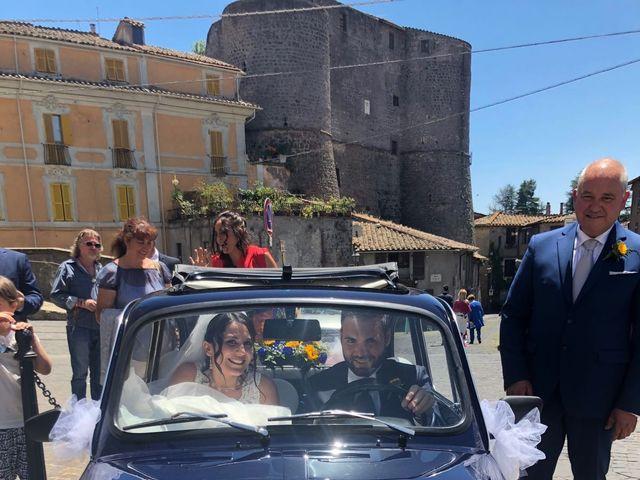 Il matrimonio di Matteo e Martina a Ronciglione, Viterbo 12