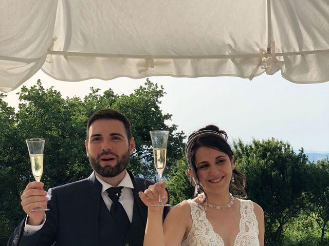 Il matrimonio di Matteo e Martina a Ronciglione, Viterbo 13
