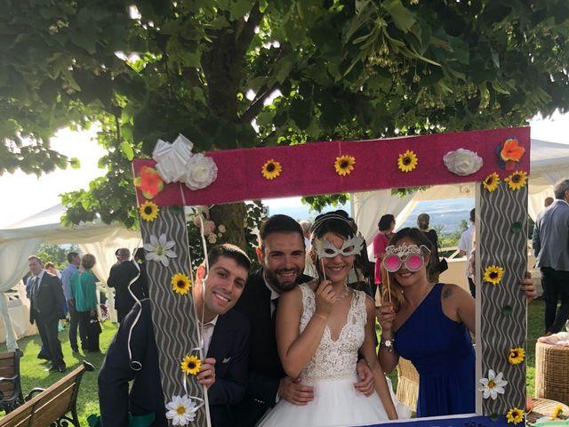 Il matrimonio di Matteo e Martina a Ronciglione, Viterbo 14