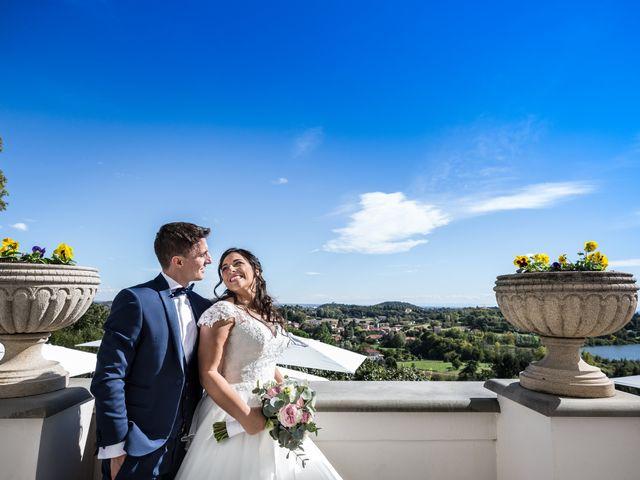 Il matrimonio di Stefano e Silvia a Carugate, Milano 1